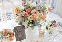 {Wedding Ideas} Table Settings