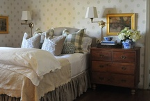 Bedrooms / by Julie Mayfield
