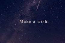MISC: Stars and Wishes / by Charlene Divino-Williams