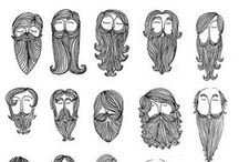 MISC: Mustache / by Charlene Divino-Williams