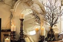 Fireplaces and Mantels / by Julie Mayfield