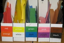 creating a classroom / inspiration for creating the physical and emotional space in a classroom for children
