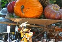 Fall|Thanksgiving|Halloween / by Julie Mayfield