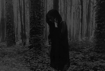 Melancholia / dark, contemplative, muted / by Brynn Elizabeth