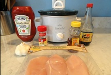 Recipes...Slow Cooker Simplicity  / by Lori Cohen