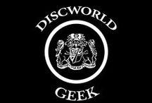 Discworld / by Tony Blocker