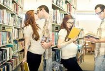 LIT: Photo Shoot: Library / by Charlene Divino-Williams