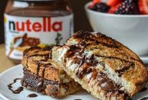 FOOD: Nutella (hell yeah) / by Charlene Divino-Williams