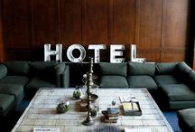 •Hotels• / by Magalie Varcourt