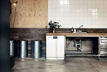 Container Kitchens / by Ginger Castleberry Styrsky