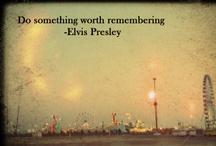 Elvis / by Renee Cordray