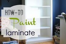 Painting Ideas & Tips / by Susan {The Confident Mom}