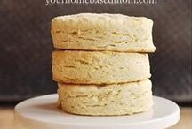 Gluten-Free Breads, Crackers, Noodles + Carbs / A round-up of gluten-free breads, crackers, tortillas, noodles and other carb recipes! / by Living Surrendered