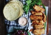 Gluten-free Main Dishes / Hearty gluten-free main dishes. / by Living Surrendered