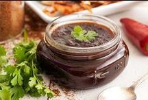 Gluten-Free Sauces, Dips, Marinades / Because going gluten-free shouldn't be bland. / by Living Surrendered