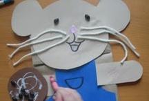 back to school / back to school activities for kindergarten children