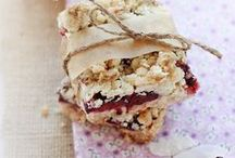 Healthy Baking & Desserts / Creative, healthy ways of baking delicious treats for a variety of diets: Paleo, gluten-free, GAPS, Vegan, Vegetarian, Etc. / by Living Surrendered