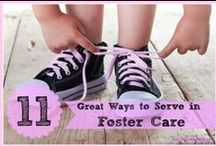 Adoption & Foster Parenting / by Susan {The Confident Mom}