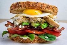 FOOD: Sandwich / by Charlene Divino-Williams