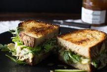 Recipes... Sandwiches, Burgers, Pizzas...  / by Lori Cohen