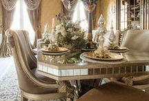 Beautiful Spaces / Beautiful spaces from the home to simply be inspired by.