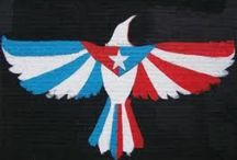 For Cuba shadow box