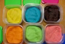 playdough fun / ideas to take playdough to that next step of creativity and learning