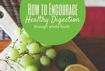 Gut Health + Digestion / by Living Surrendered