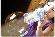 bubbles / bubble fun for children