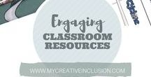 Best Teaching Resources / All my favorite teaching resources in one place! Check out great lessons and classroom activities and games for students in inclusive classes as well as special education classrooms!