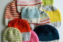 knitty Gritty Knits...Hats & Headbands / by Lori Cohen