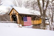 Winter Wonderland / Images of winter in New Hampshire throughout the 2014 - 2015 months / by VisitNH.gov