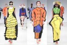 Popart in fashion