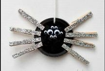 spiders / creepy crawly and cute - spider fun for children