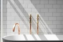 DECOR: Bathrooms / by Chocolate &  Cashmere