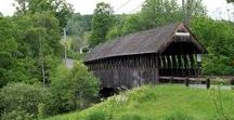 Covered Bridges / NH has 54 of the Covered Bridges located througout the state. Each bridge is unique to its town and design. Because of their beauty and the history behind them, covered bridges became the first type of historic structures specifically protected by state law in New Hampshire.