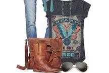 Casual/Outdoorsy/Edgy Style