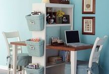 Kid's Rooms / Designs for young ones! Ideas for kid's room organization, decoration, and clothing storage.