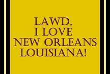 I left my heart in Louisiana