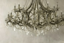 Lighting  / The unique, the special, the gorgeous.......the jewelry of the room. But sometimes, it's the art. / by DESIGNED w/ Carla Aston