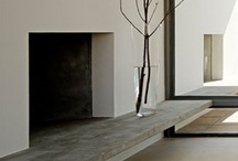 Style - Contemporary / Clean, asymmetrical, simple, neutral, sculptural, linear, sophisticated. Timeless if well done.