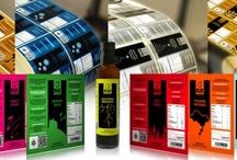 Printed Bottle Labels