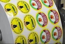 Printed Food Labels