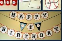 Kasen's 1st birthday