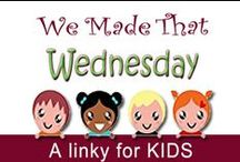 We Made That Wednesday Linky