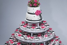 Wedding Cupcake Stands / Perfect for large weddings, completely customizable and eco friendly. Proudly made in the USA.