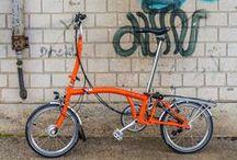 Bicycles / Wohl die schönste Art von grüner fahren: mit dem Rad. Stilvolle Beispiele und Augenschmaus ebenso wie Praktisches und Alltägliches. Mehr auch auf www.gruener-fahren.de