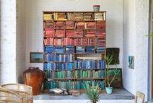 Bookshelf Styling / by DESIGNED w/ Carla Aston