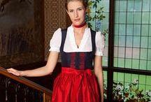 Dirndl, Krachlederne and distinctly Austrian fashion