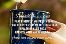 Pinnacle® Smmmores / A flavor for every tall tale around the fire. With over 40 unique flavors, Pinnacle offers more than any other vodka – inviting you to discover, enjoy, and share an unexpected experience every time.